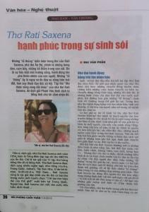 Newspaper Hai Phong weekend (2)