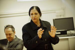 Dr. Rati Saxena  Visiting Trinity Saint Davids University, Carmarthen Campus